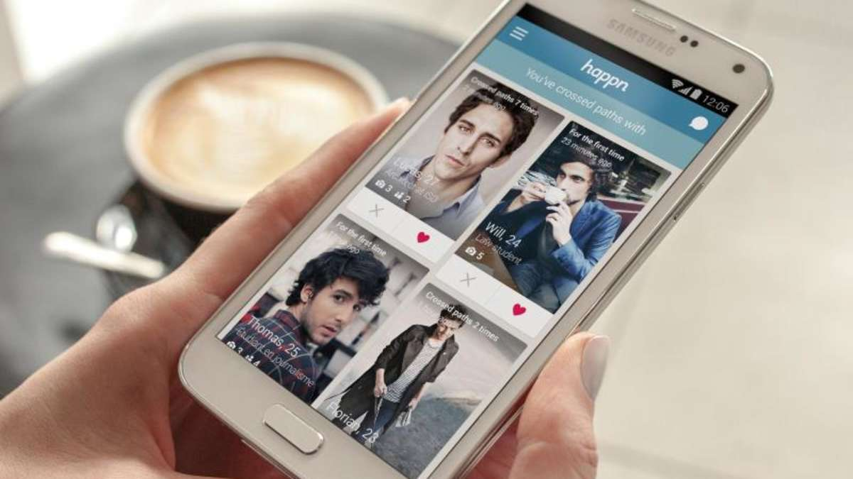 Dating-apps schließen sich an