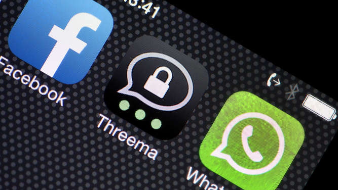 Whatsapp, Facebook-Messenger, Stiftung Warentest