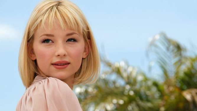 US-Schauspielerin Haley Bennett 2010 in Cannes. Foto: Christophe Karaba