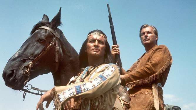 Markenstreit Constantin Film Karl May Verlag Winnetou