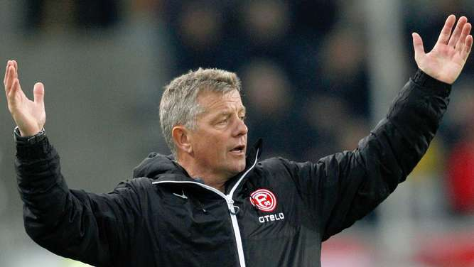 Peter Hermann, Fortuna Düsseldorf