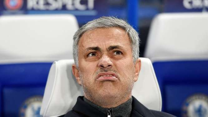 José Mourinho, FC Chelsea London, Champions League