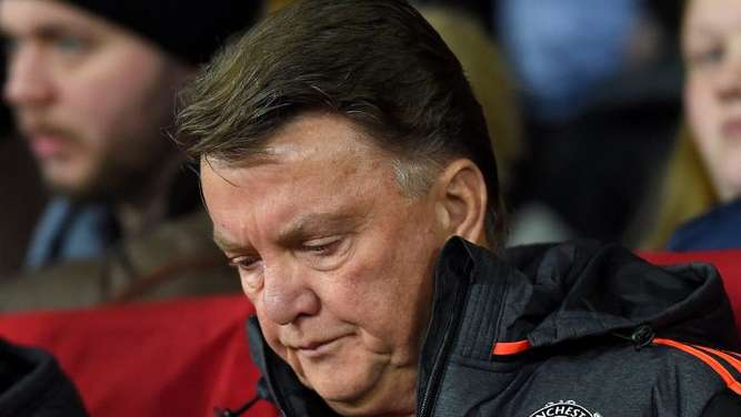Louis van Gaal, Manchester United, Permier League