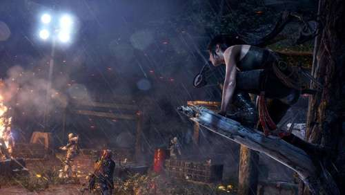 """Rise of the Tomb Raider"" - PC-Version kommt am 28. Januar"