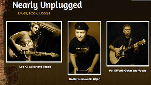 """Nearly Unplugged"" im Kolbermoorer Abendbistro"