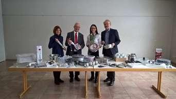 Outdoor Küche Rosenheim : Rosenheim vorstellung der neuen neuen ausstattung in der