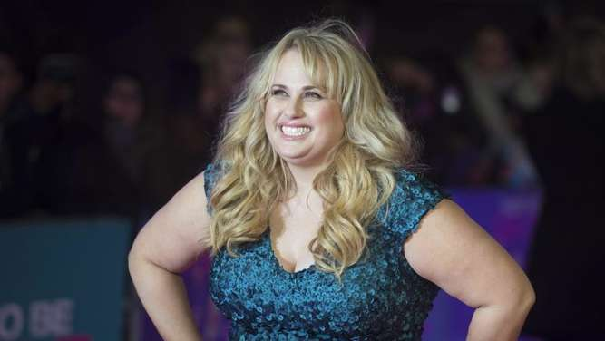 Rebel Wilson bei der Premiere von &#39How To Be Single&#39 in London. Foto: Will Oliver