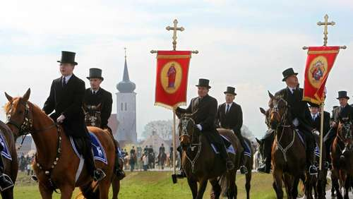 Ostertraditionen locken Besucher in die Oberlausitz