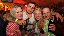Beste Stimmung bei i-Rock-Party