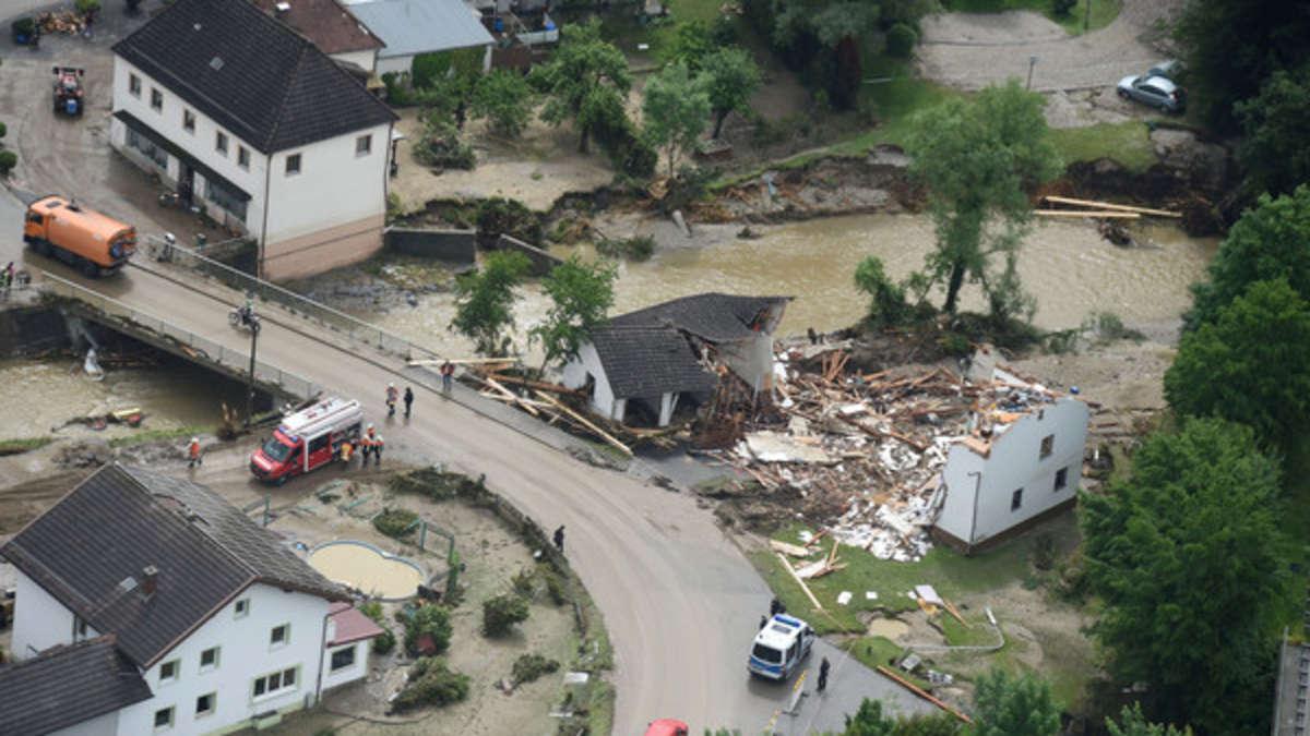 Simbach überschwemmung