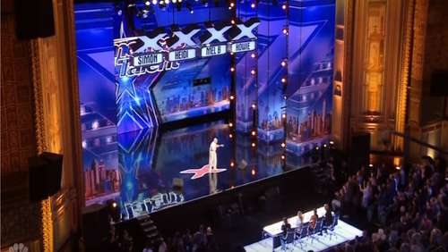 "Ein Opa rockt ""America's Got Talent""!"
