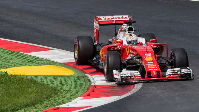 Formula One Grand Prix of Austria