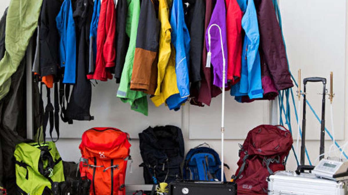 4eee65d4dbbf2d Berchtesgadener Land  Zu viel PFC - Greenpeace präsentiert Studie zum  Atemlufttest im Outdoorshop