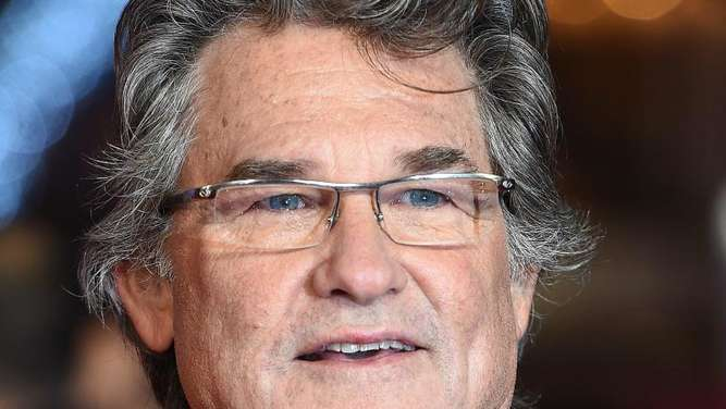 Kurt Russell fliegt ins All. Foto: Andy Rain