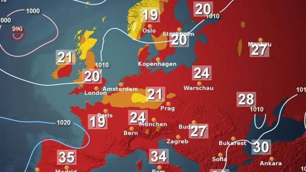 Das Wetter Morgen In Wiesbaden