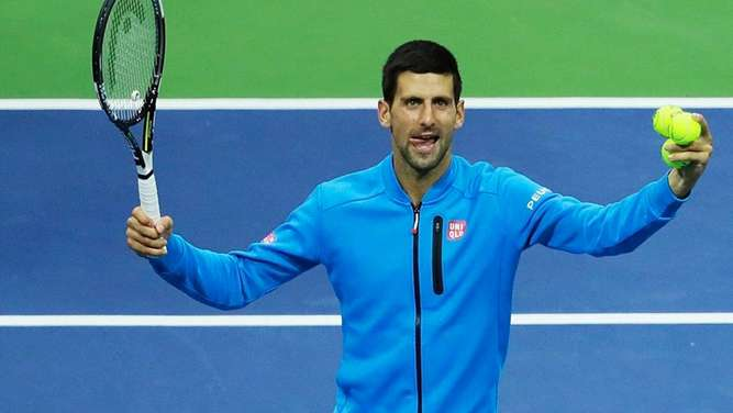 Novak Djokovic, US Open