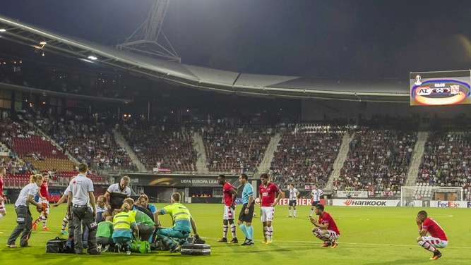 Europa League AZ Alkmaar