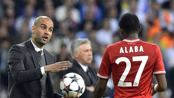 David Alaba, Manchester City, Transfer, Gerücht, Pep Guardiola