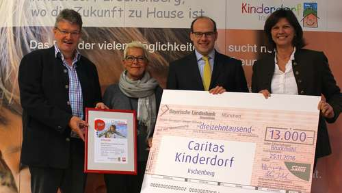 13.000 Euro Spendengelder für Kinder in Not