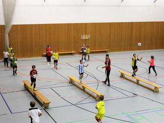 Demo-Trainingseinheit in Edling