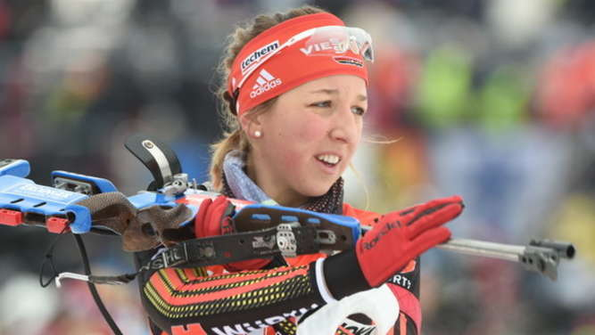 Biathlon World Championships - Sprint