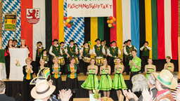 Faschingsauftakt in Traunstein (1)