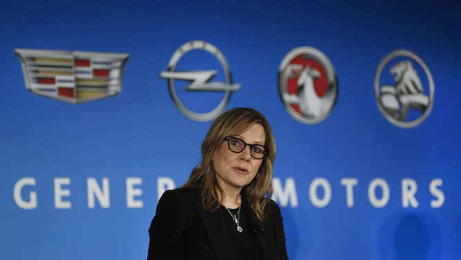 General Motors kündigt Milliarden-Investition in den USA an
