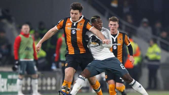 Manchester United unterlag bei Hull City mit 1:2. Foto: Martin Rickett