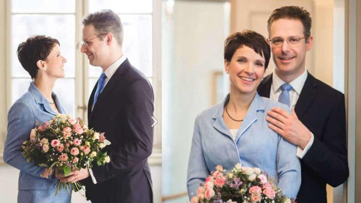 Frauke Petry Hochzeit