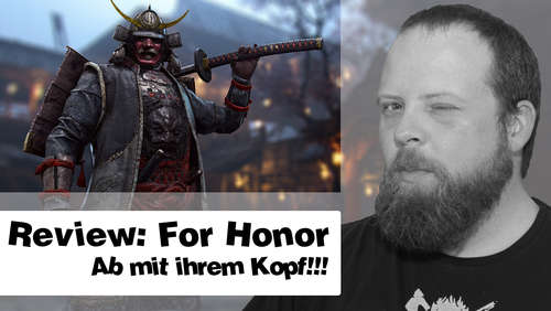 For Honor - Online-Duelle mit scharfer Klinge?