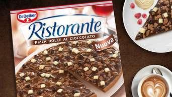 Dr Oetker Verkauft Erste Schokoladen Pizza Hier Kann Man Sie Schon