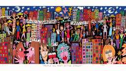 James Rizzi´s After Work Party