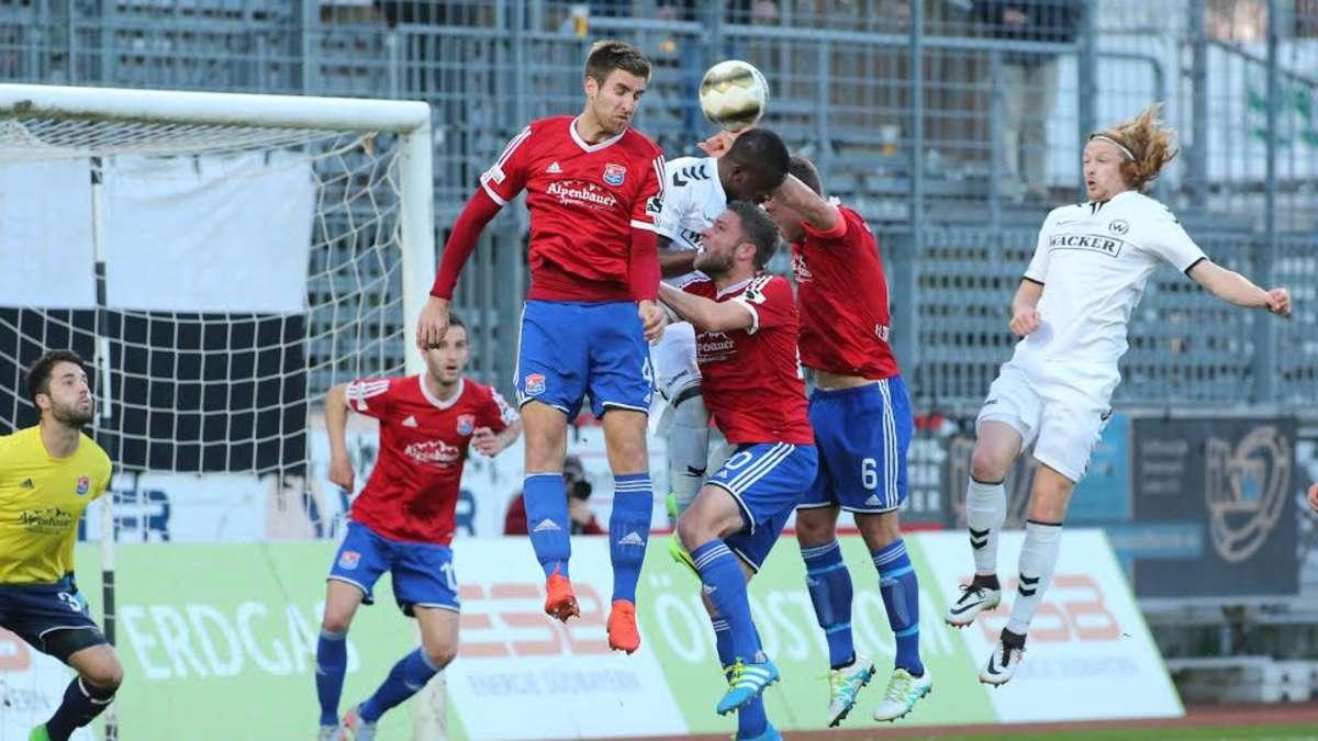 Hain Parkett Unterhaching : Fußball bfv pokal sv wacker burghausen spvgg unterhaching
