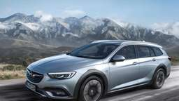 Opel Insignia als Country Tourer im SUV-Look