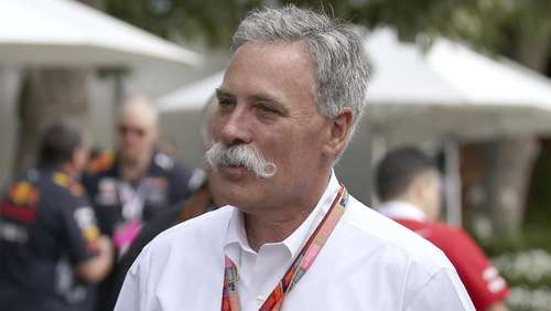 Formel-1-Chef Carey: