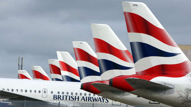 Fluggesellschaft British Airways