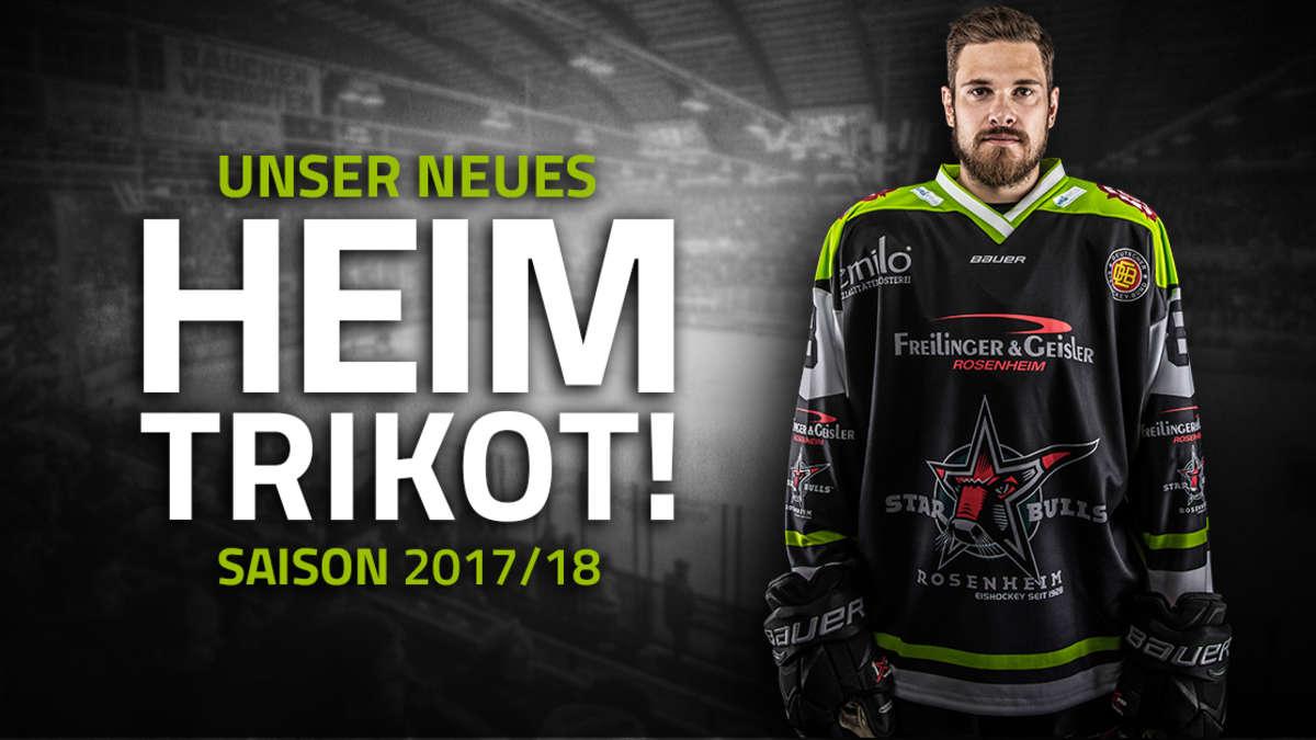 Rosenheim: Starbulls präsentieren die neuen Trikots der Saison 2017 ...