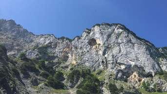 Klettersteig Untersberg : Salzburg: sagen mythen und mehr wanderung über den dopplersteig