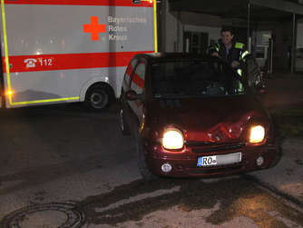 Unfall am Donnerstagabend in Edling