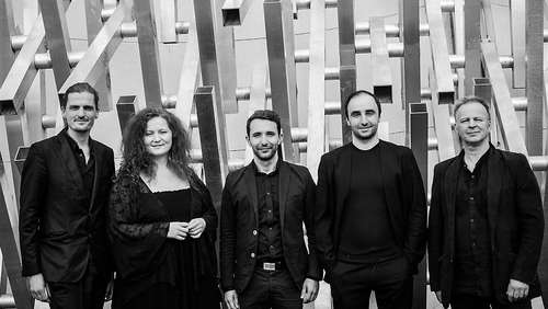 "Das ""Martina Eisenreich Quintett"" am 2. Advent in Westerham"