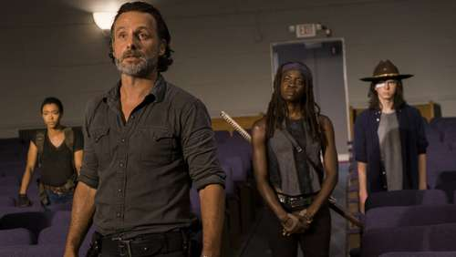 "Spoiler! ""The Walking Dead"" am Wendepunkt: Stirbt nun ein Auftakt-Charakter?"