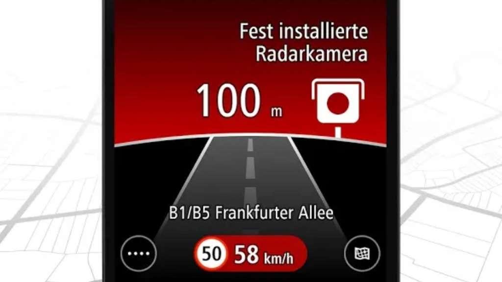 Blitzer App FГјr Google Maps