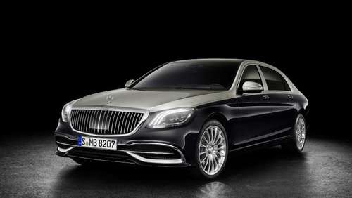 Luxusupdate für die Maybach-Version der Mercedes S-Klasse