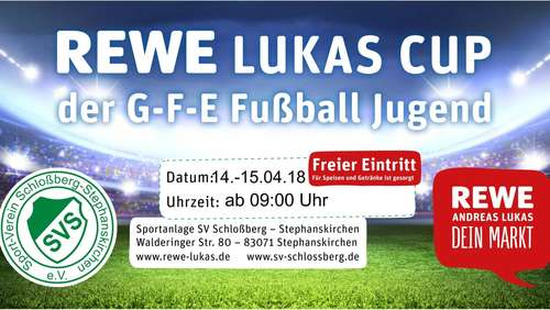 REWE-LUKAS-CUP 2018 in Stephanskirchen