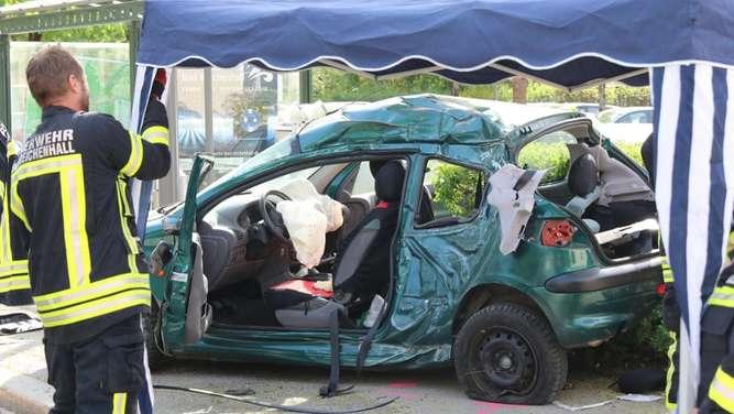 Unfall Bad Reichenhall Heute