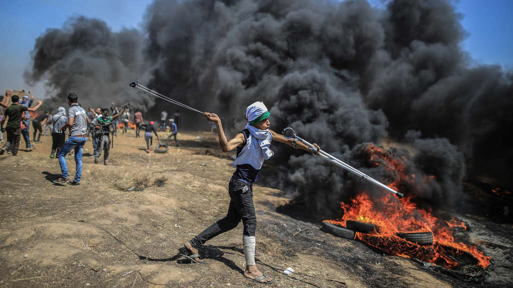 Proteste in Gaza