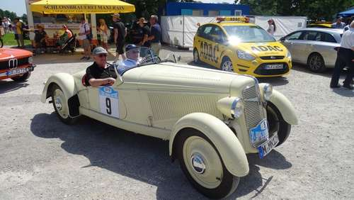 So war die 31. ADAC Bavaria Historic in Maxlrain
