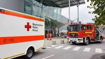 Rosenheim Feuerwehreinsatz In Möbelhaus Weko Wegen Undefinierbarem