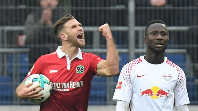 Hannover 96 - RB Leipzig