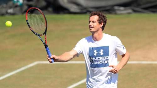 Murray gibt Comeback im Queen's Club